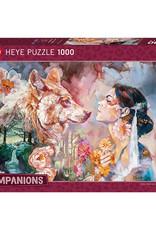 Heye Compagnons, Rivière partagée - 10000pcs
