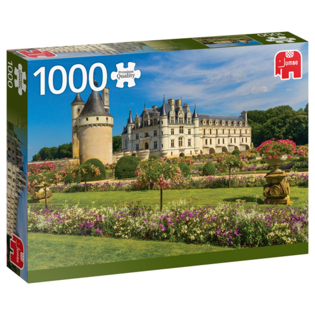Jumbo Château de la Loire, France - 1000pcs