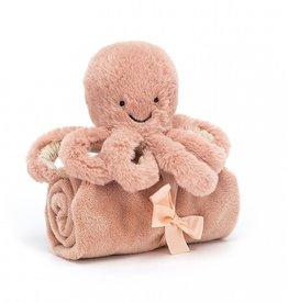 Jellycat Doudou Odell la pieuvre