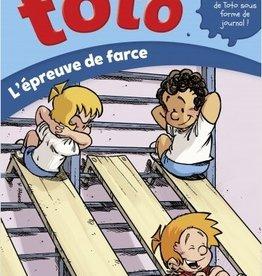 LES LIVRES DU DRAGON D'OR Les blagues de Toto : L'épreuve de farce