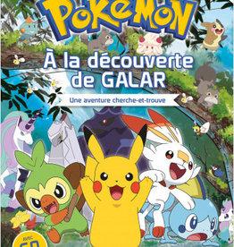 LES LIVRES DU DRAGON D'OR Pokémon chercher et trouve : À la découverte de Galar