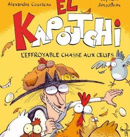 La bagnole El Kapoutchi : L'effroyable chasse aux oeufs