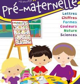 MEGA EDITIONS Nouvelle super tablette d'activités Pré-maternelle T.2: Nouvelle