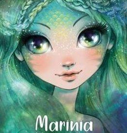 PETIT HOMME Nebulous Stars : Marinia et le cœur de feu