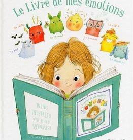 GRUND Le livre de mes émotions