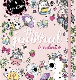 GRUND Mon journal à colorier