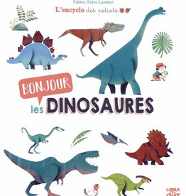 LANGUE AU CHAT Bonjour les dinosaures
