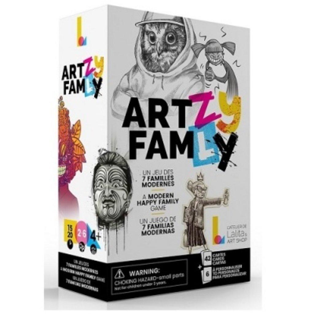 Randolph Artzy Family