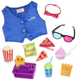 "Our Generation - Ensemble ""Cinema Snacks"""