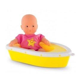 Corolle - Mini bain plouf