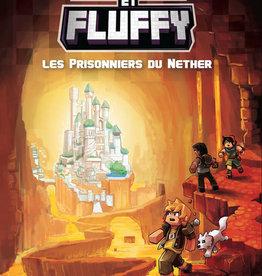 Slalom Frigiel et Fluffy T.2 : Les prisonniers du Nether