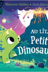 GRUND Au lit, petit dinosaure !