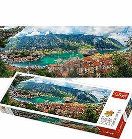 Trefl Pano - Kotor, Montenegro - 500 pcs
