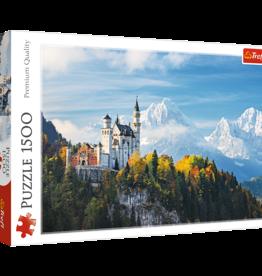 Trefl Château Newchwanstein - 1500pcs