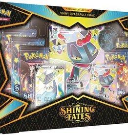 The Pokemon Company Coffret Shining Fates  : Shiny Dragapult Vmax