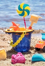 B. Active Chaudière et accessoires Sands Ahoy! bleu