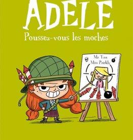 Bayard jeunesse Mortelle Adèle T.5 : Poussez-vous, les moches