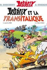 Albert René Astérix et la Transitalique