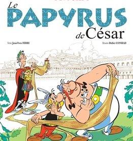 Albert René Astérix: le papyrus de César