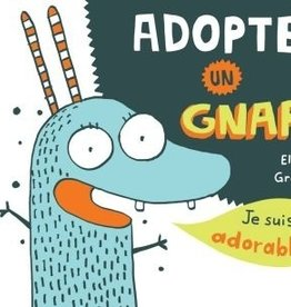 Courte echelle Adopte un Gnap