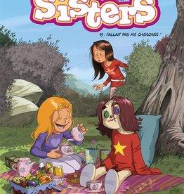 Bamboo Edition Les Sisters T.15 : Fallait pas me chercher!