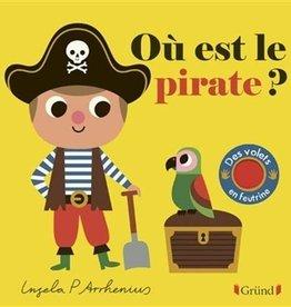 GRUND Où est le pirate ?
