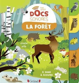 GRUND Mes baby Docs sonores : La forêt