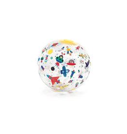 Djeco - Ballon gonflable  Espace 35 cm