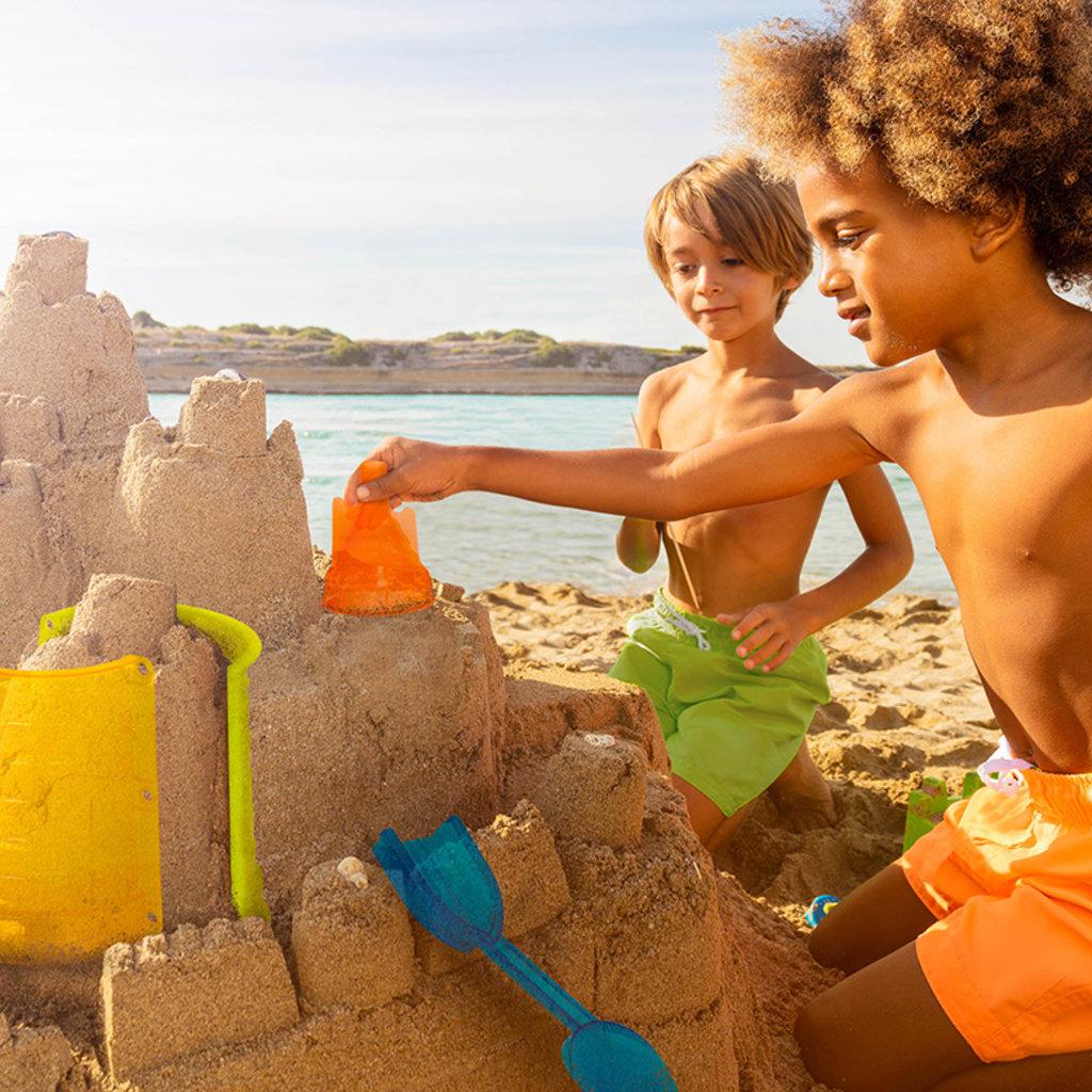 B. Active - Ensemble pour château de sable
