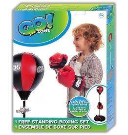 Go! Zone - Ensemble de boxe