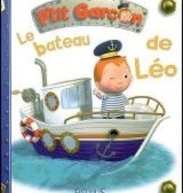Fleurus Le bateau de Léo