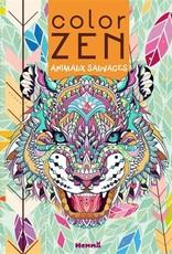 HEMMA Color zen : Animaux sauvages
