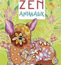 HEMMA Color zen : Animaux