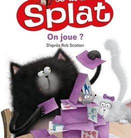NATHAN Je lis avec Splat :On joue !