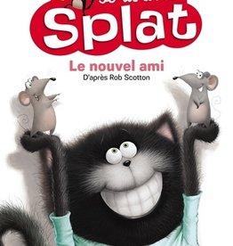 NATHAN Je lis avec Splat : Le nouvel ami