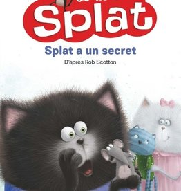 NATHAN Je lis avec Splat: Splat a un secret
