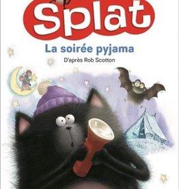 NATHAN Je lis avec Splat - La soirée pyjama
