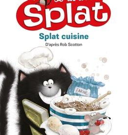 NATHAN Je lis avec Splat : Splat cuisine