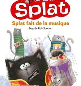 NATHAN Je lis avec Splat- Splat fait de la musique