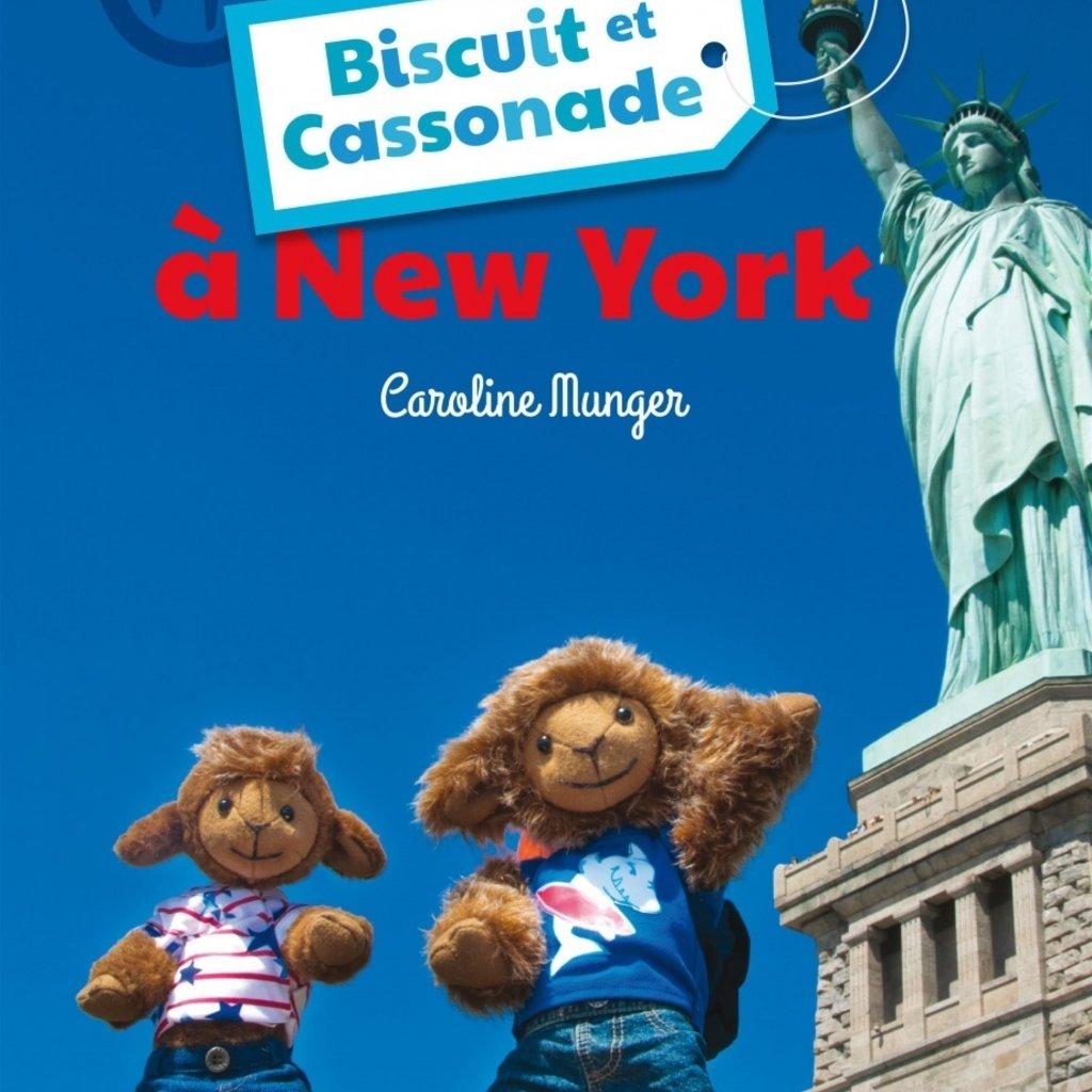 BAGNOLE Biscuit et Cassonade à New York