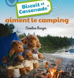 BAGNOLE Biscuit et Cassonade aiment le camping
