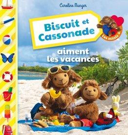 BAGNOLE Biscuit et Cassonade aiment les vacances