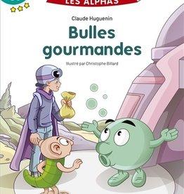 Editions Recrealire Les Alphas : Bulles gourmandes niveau 3