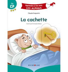 Editions Recrealire Les Alphas : La cachette niveau 3
