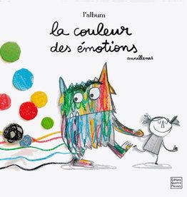 Quatre Fleuves La couleur des émotions : l'album