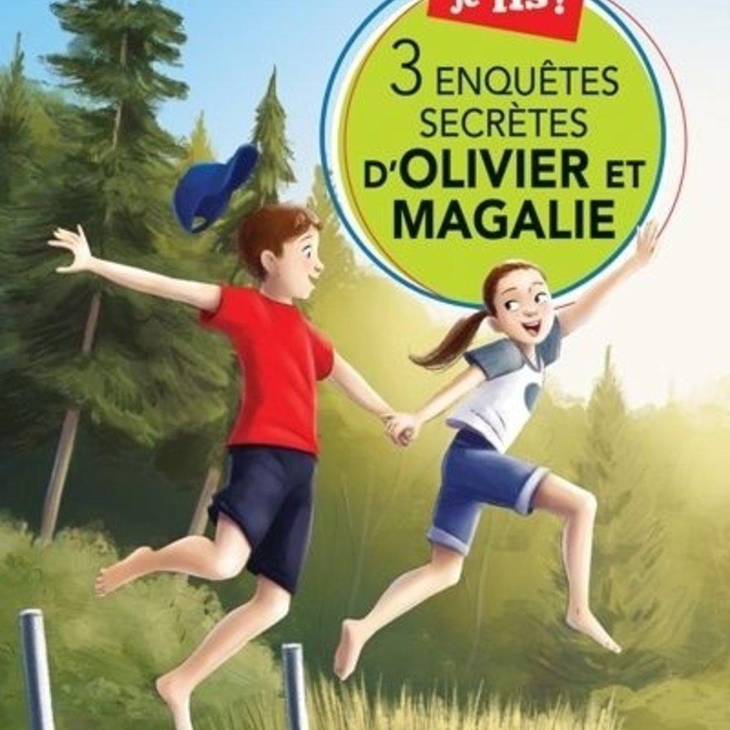 DOMINIQUE & CIE 3 enquêtes secrètes d'Olivier et Magalie