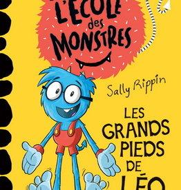 DOMINIQUE & CIE L' école des monstres  : Les Grands pieds de Léo #03