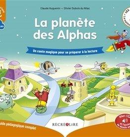 Editions Recrealire La planète des Alphas