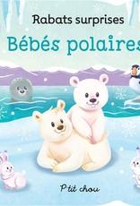 PRESSES AVENTURE bébés polaires