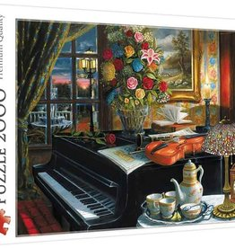 Trefl Place à la musique - 2000pcs